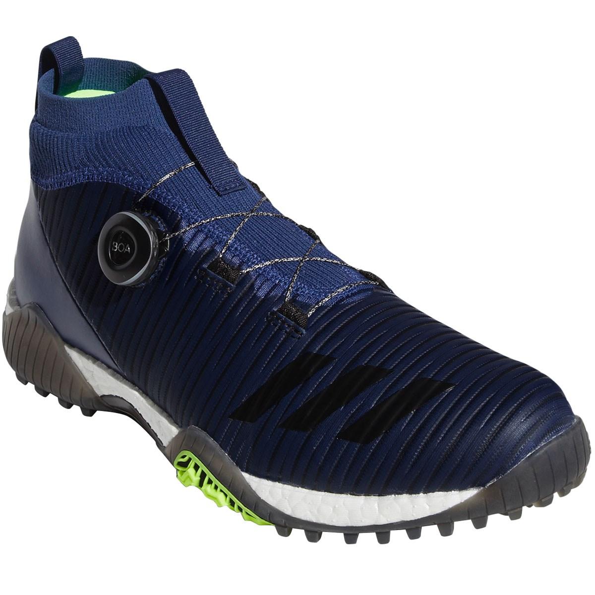 アディダス Adidas コードカオス ボア シューズ 26cm テックインディゴ/コアブラック/シグナルグリーン