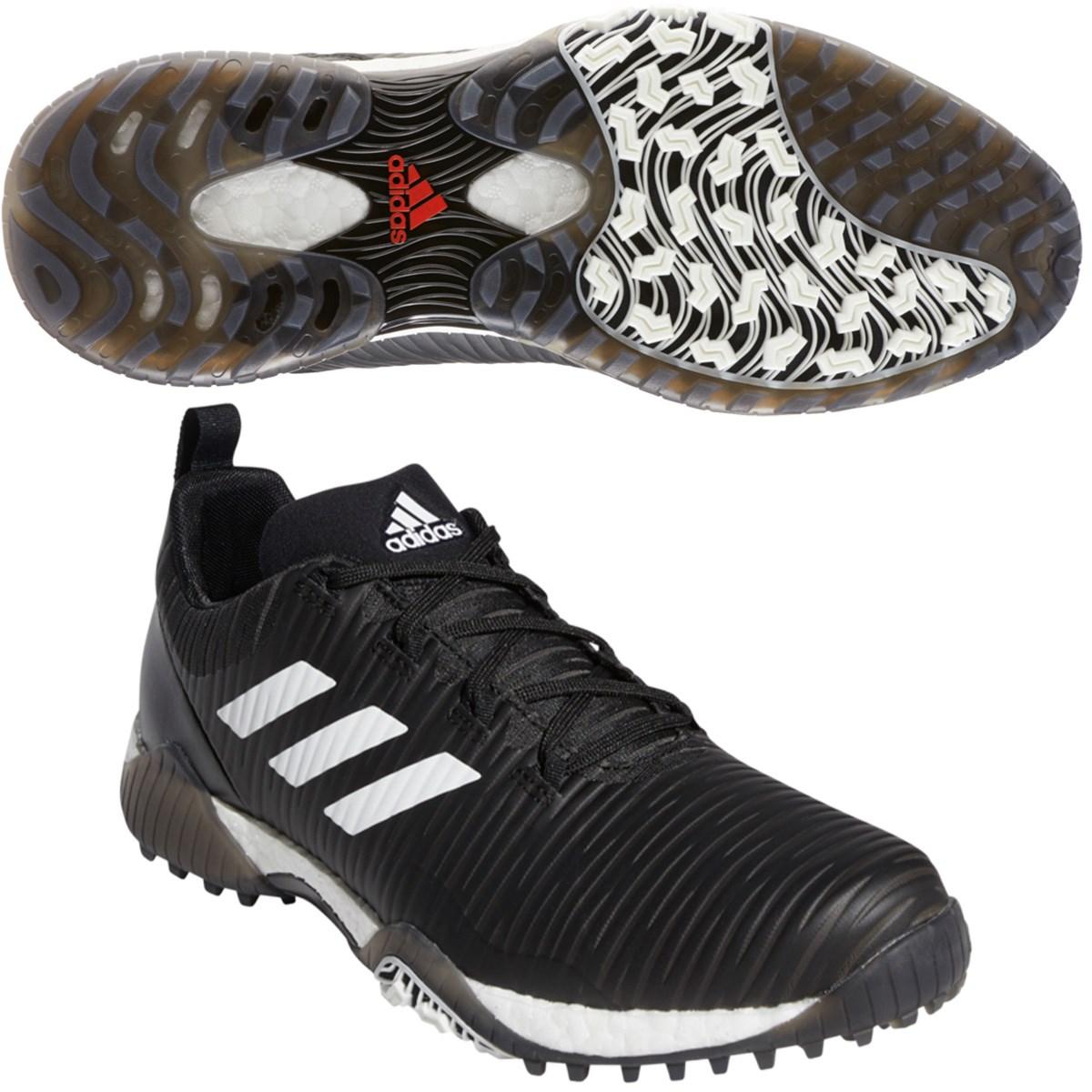 アディダス Adidas コードカオス シューズ 26cm コアブラック/ホワイト/ダークソーラーグリーン