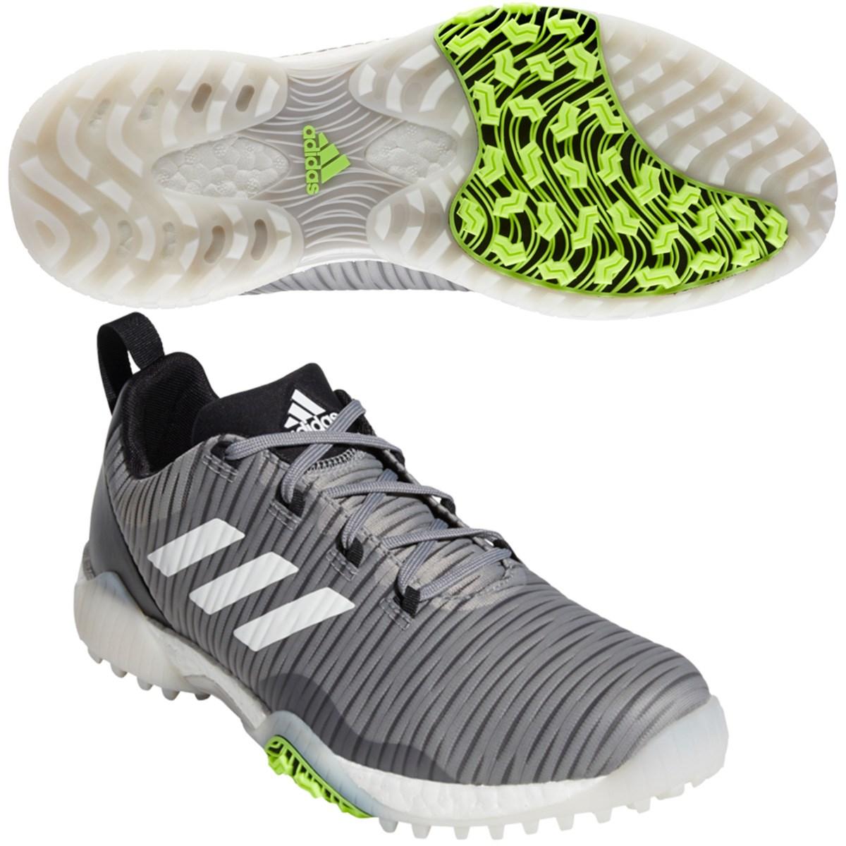 アディダス Adidas コードカオス シューズ 27cm グレースリー/ホワイト/コアブラック