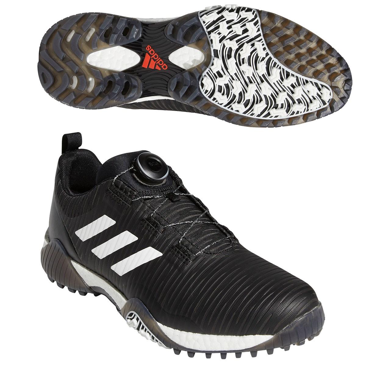 アディダス Adidas コードカオス ボア ロウ シューズ 26.5cm コアブラック/ホワイト/ソリッドグレー