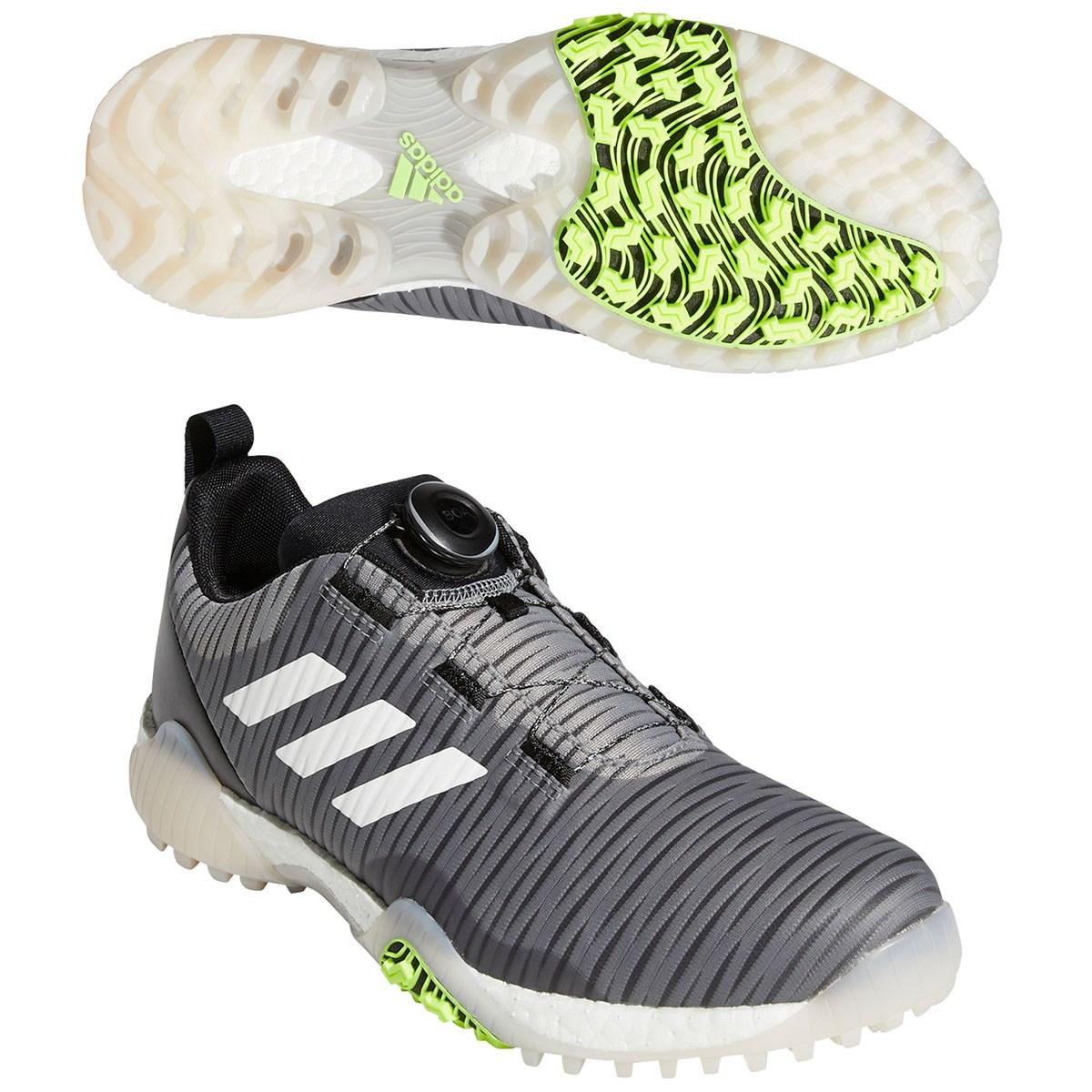 アディダス Adidas コードカオス ボア ロウ シューズ 26.5cm グレースリー/ホワイト/コアブラック