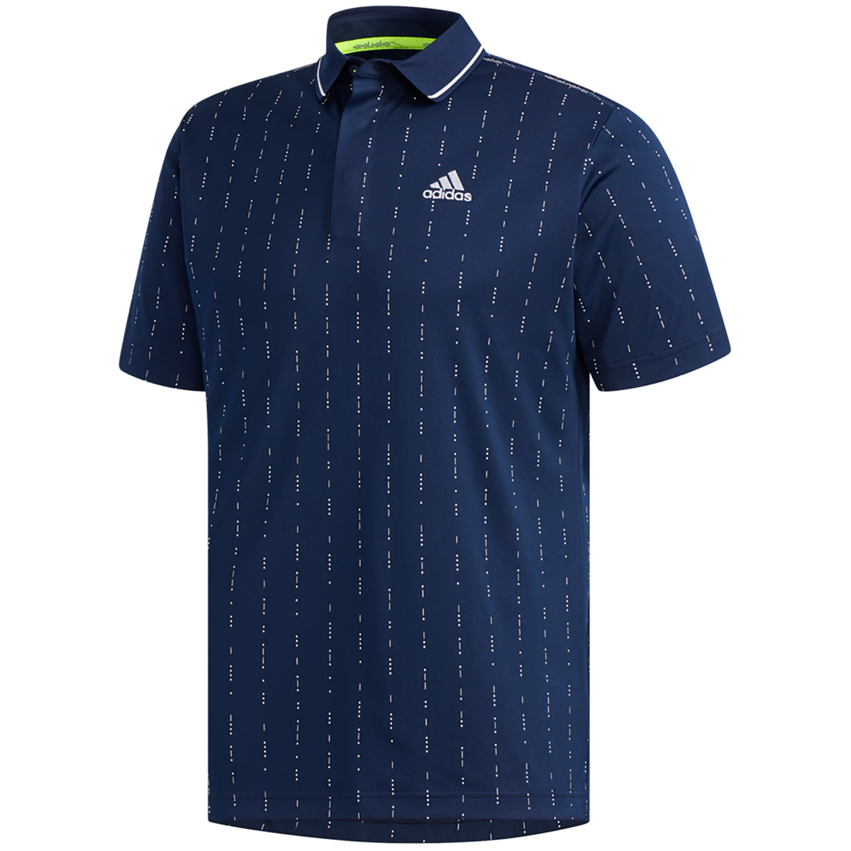 モールスプリント 半袖ポロシャツ