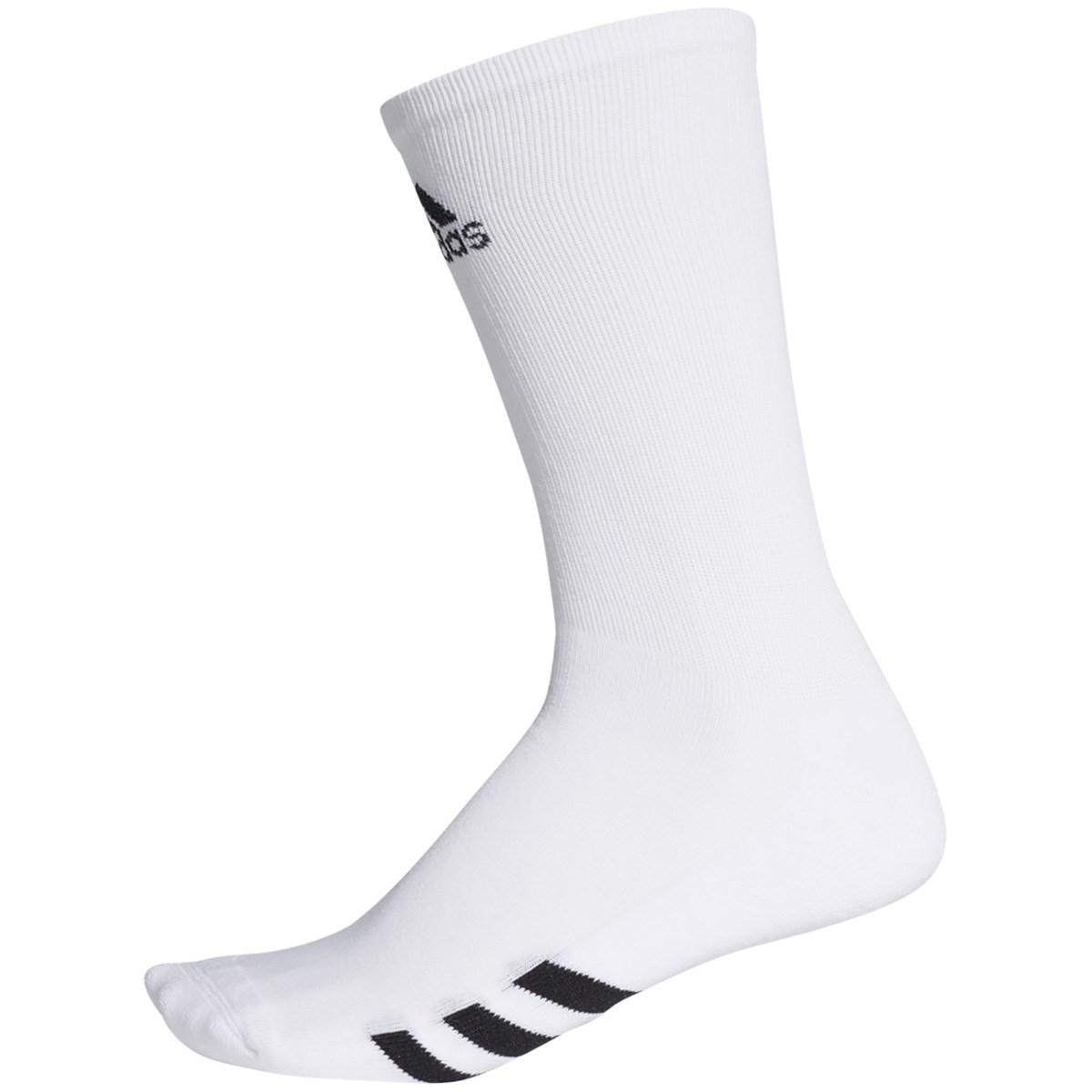 アディダス(adidas) ゴルフ クルーソックス 3足セット