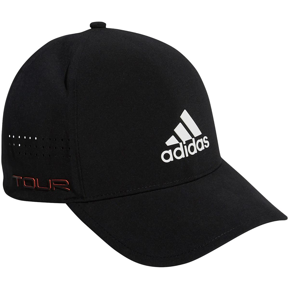 アディダス Adidas ツアーライトテックキャップ OSFX ブラック