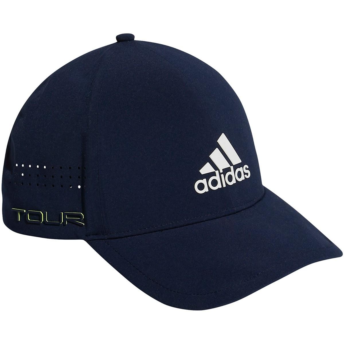 アディダス Adidas ツアーライトテックキャップ OSFX カレッジネイビー