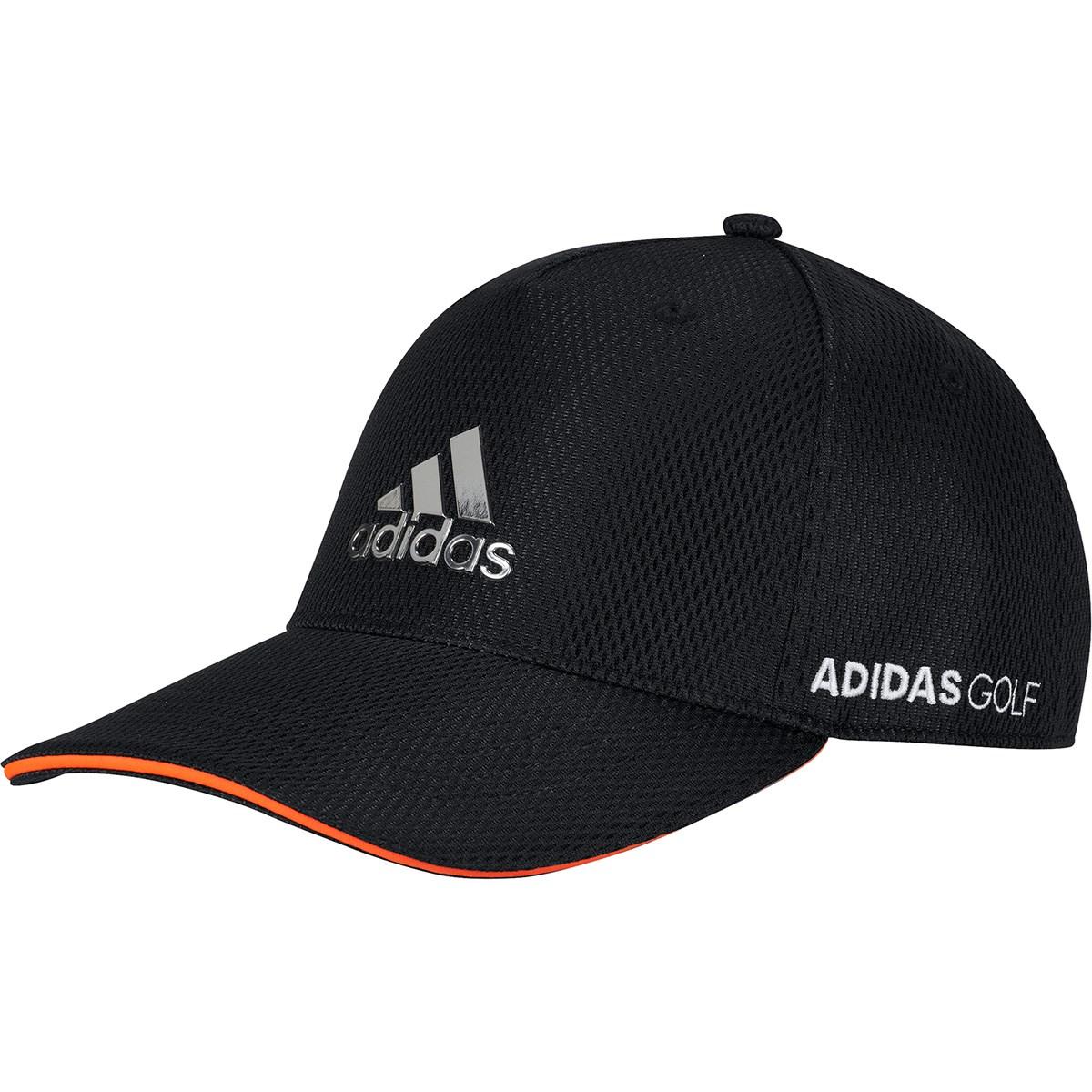 アディダス(adidas) ツアーメタリックロゴ キャップ
