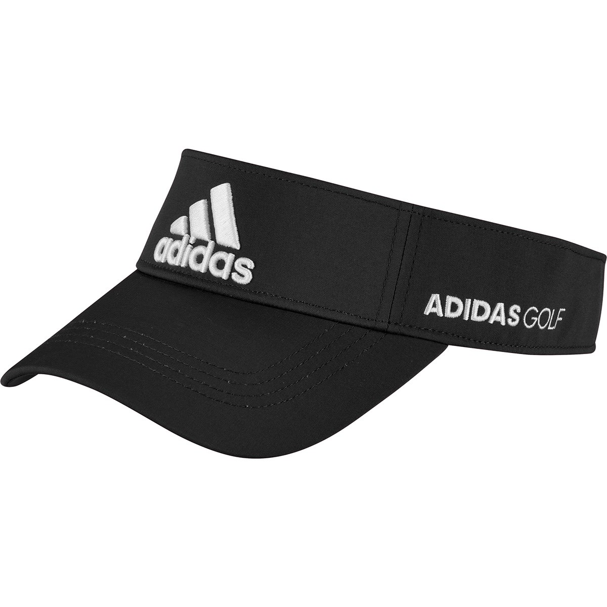 アディダス Adidas ツアーサンバイザー OSFX ブラック