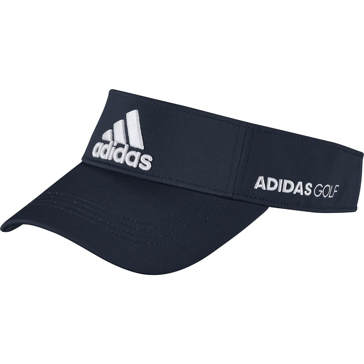 アディダス Adidas ツアーサンバイザー OSFX カレッジネイビー