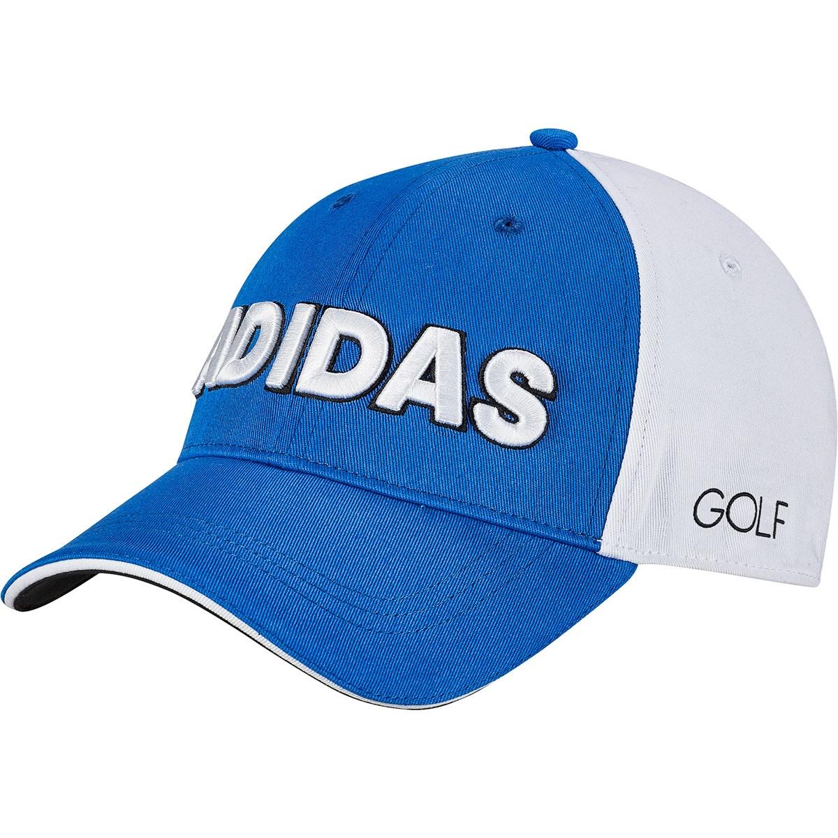 アディダス Adidas コットンツイル キャップ OSFX グローリーブルー