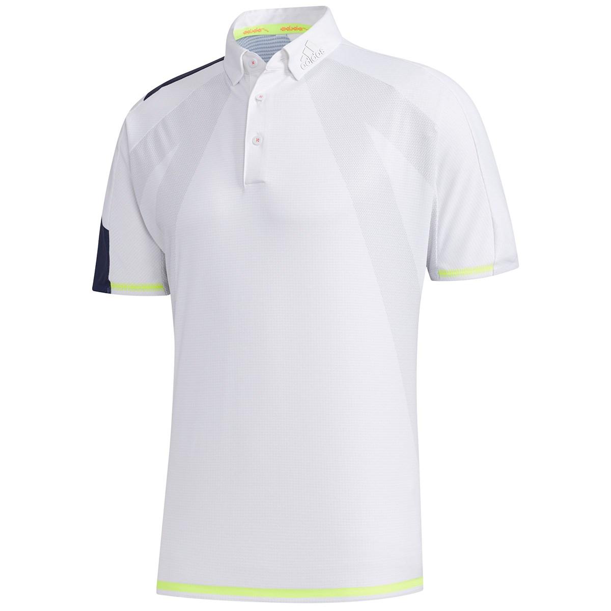 アディダス(adidas) シングルパネル 半袖ポロシャツ
