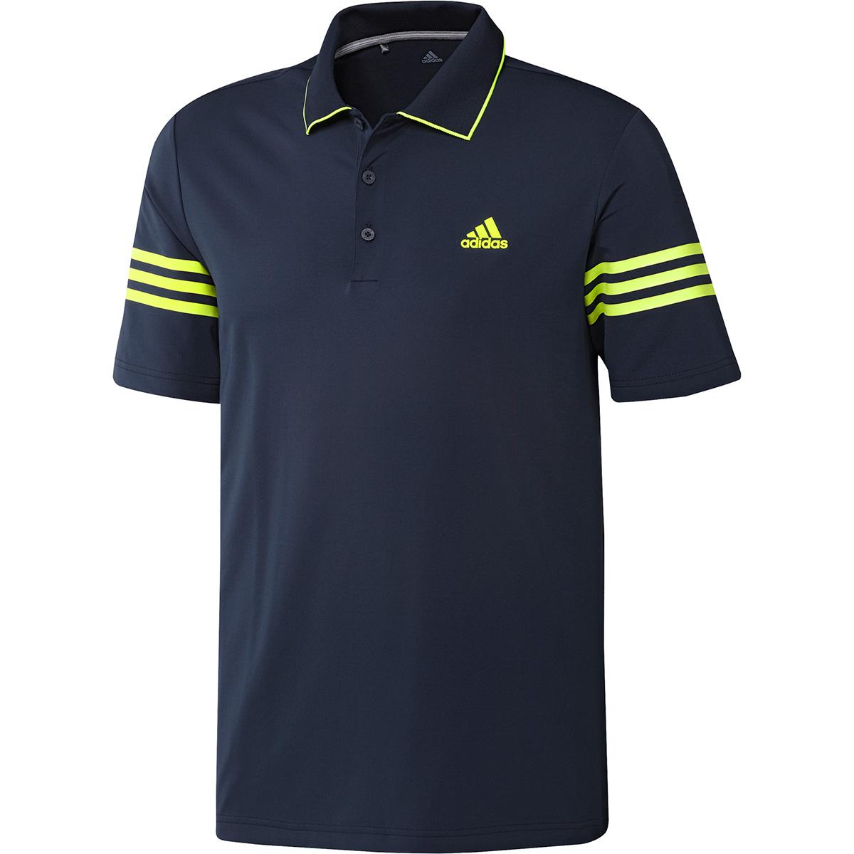 ULTIMATE365 スリーストライプス 半袖ポロシャツ