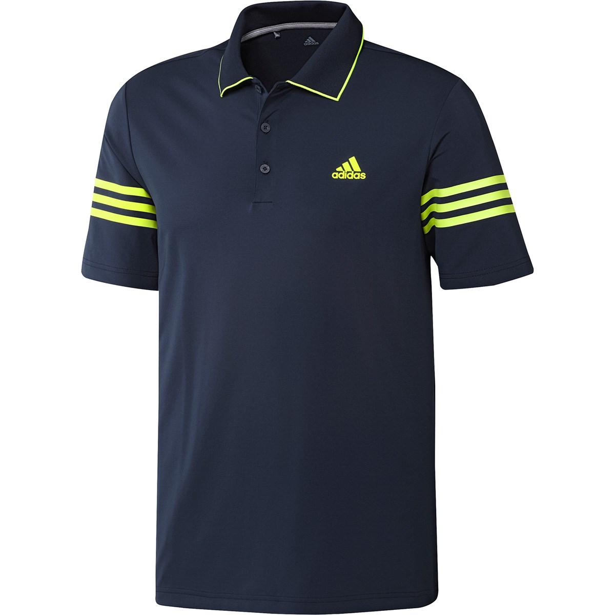 アディダス(adidas) ULTIMATE365 スリーストライプス 半袖ポロシャツ