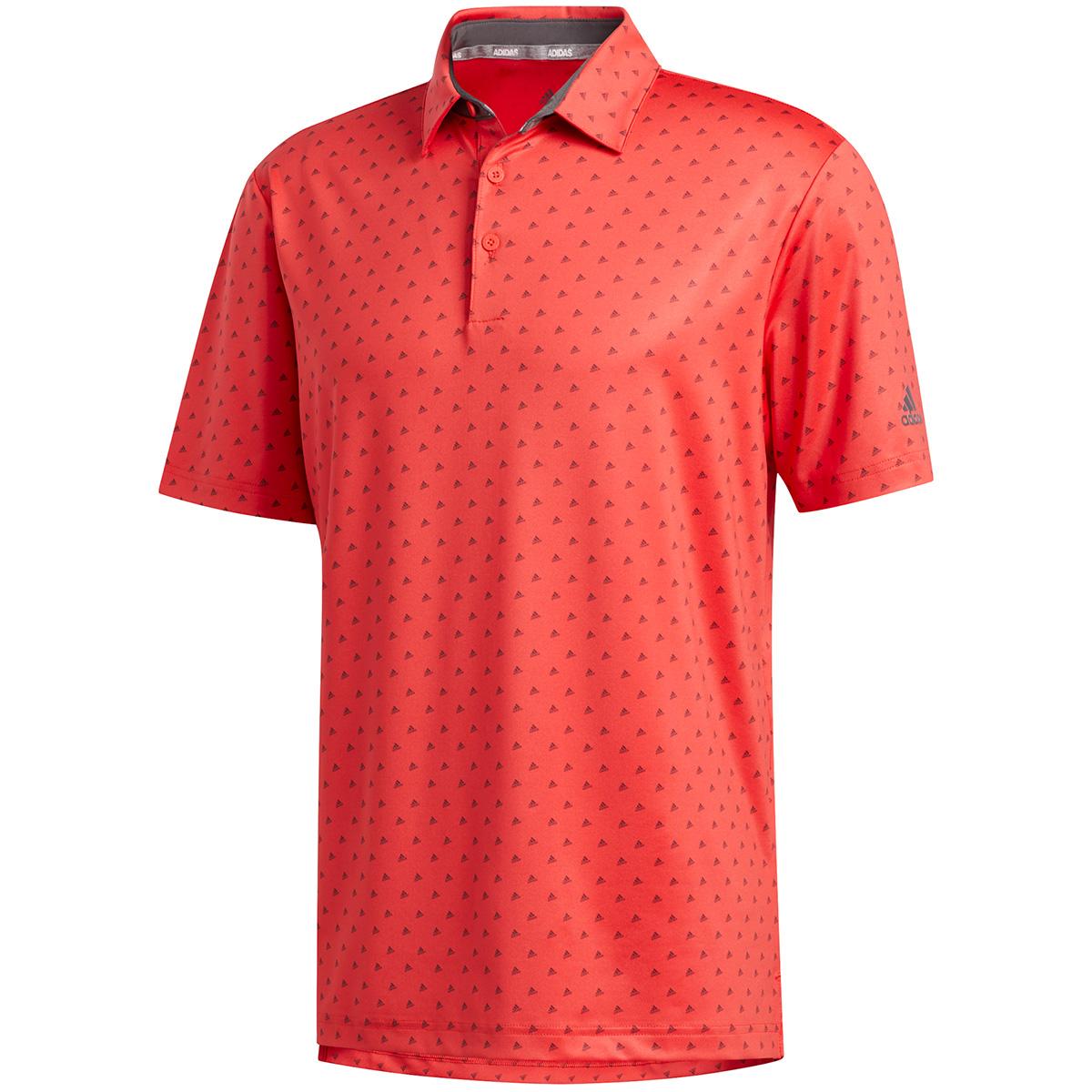 ULTIMATE365 BOSモノグラム 半袖ポロシャツ