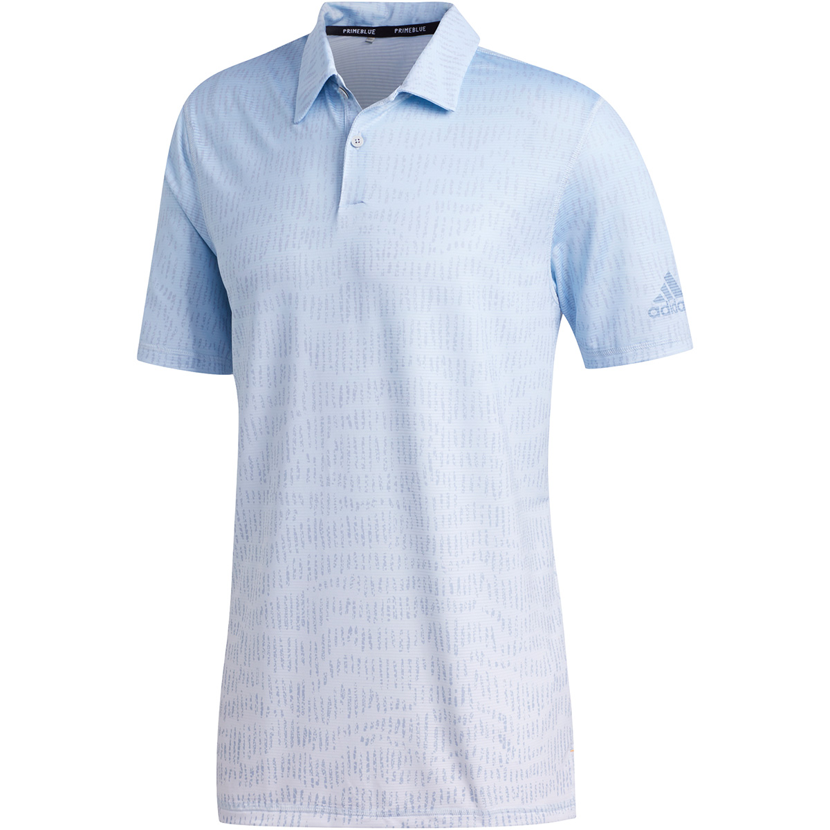 PRIME BLUE 半袖ポロシャツ