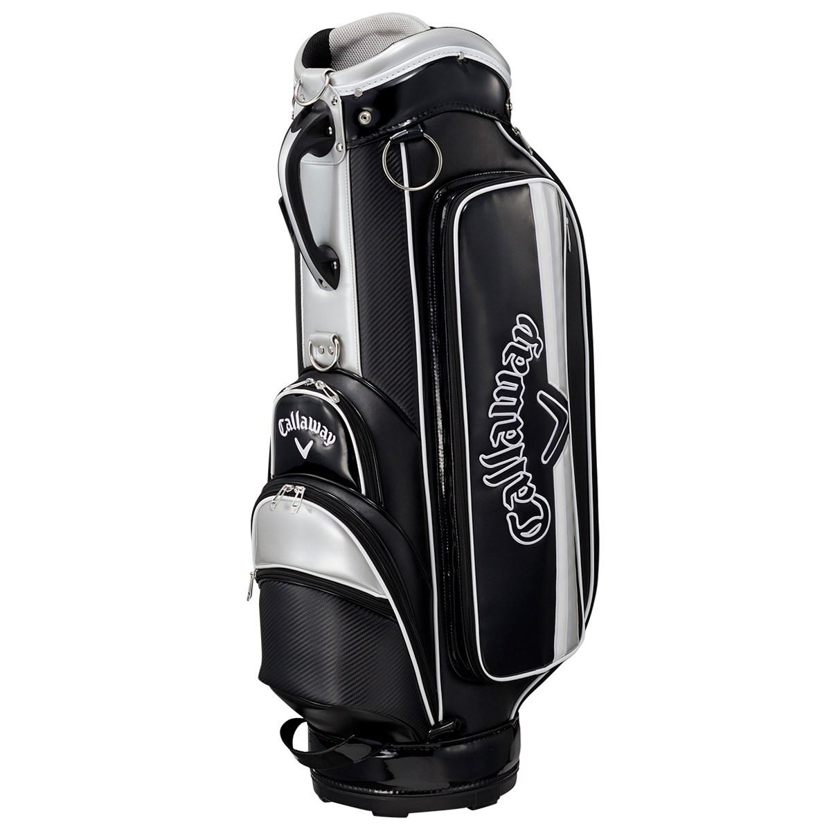 キャロウェイゴルフ Callaway Golf SOLID JM キャディバッグ ブラック