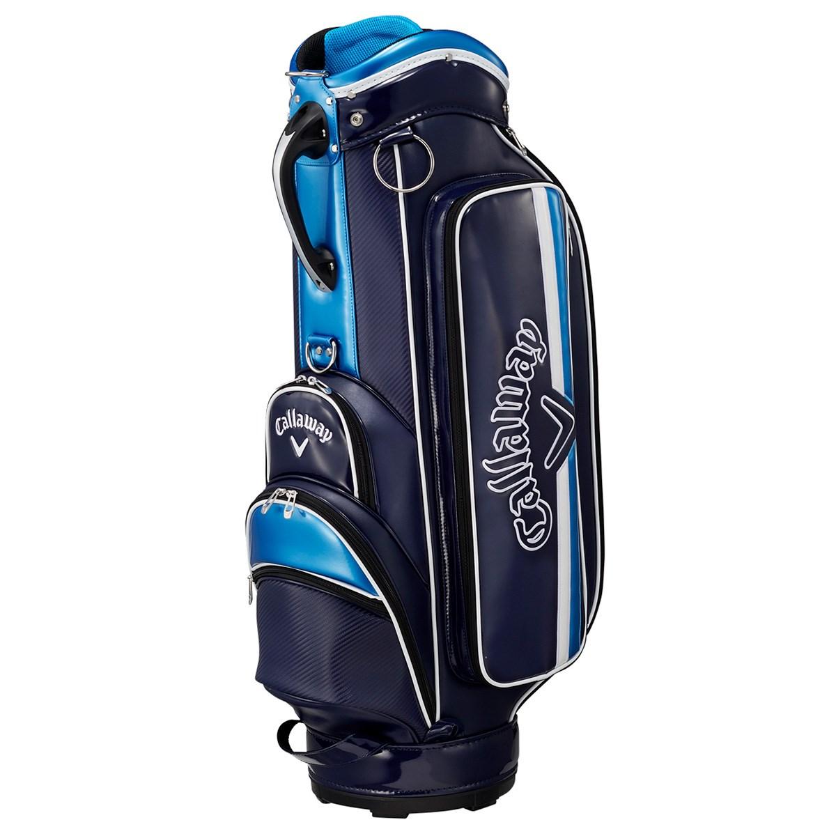 キャロウェイゴルフ Callaway Golf SOLID JM キャディバッグ ネイビー