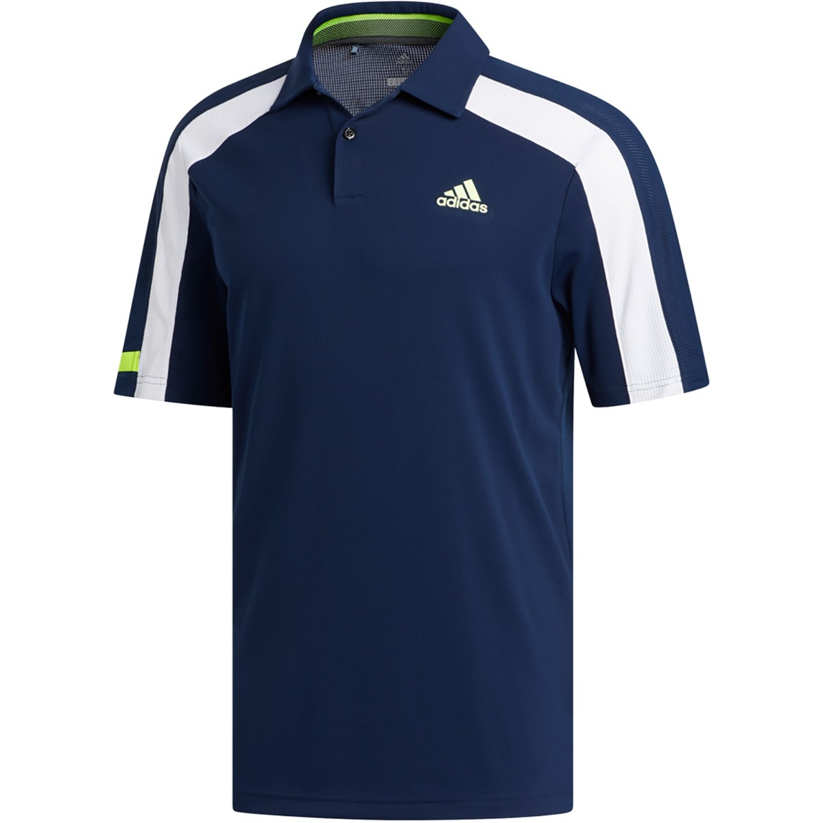 アディダス(adidas) HEAT.RDY ラインド 半袖ポロシャツ