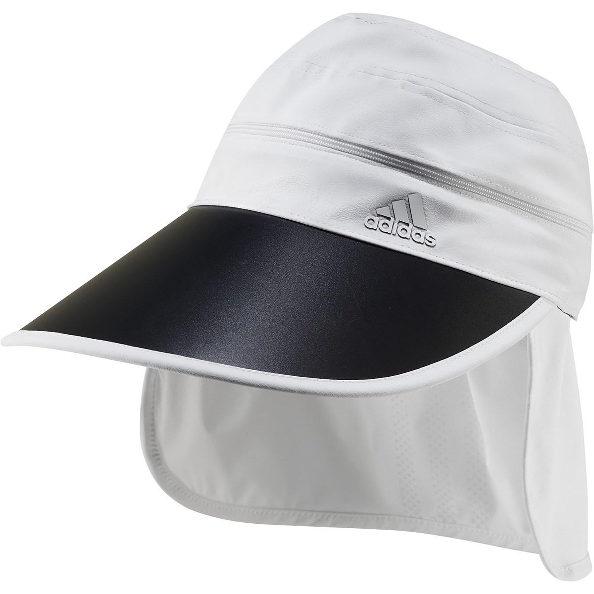 アディダス Adidas 3WAY UVキャップ OSFW ホワイト レディス