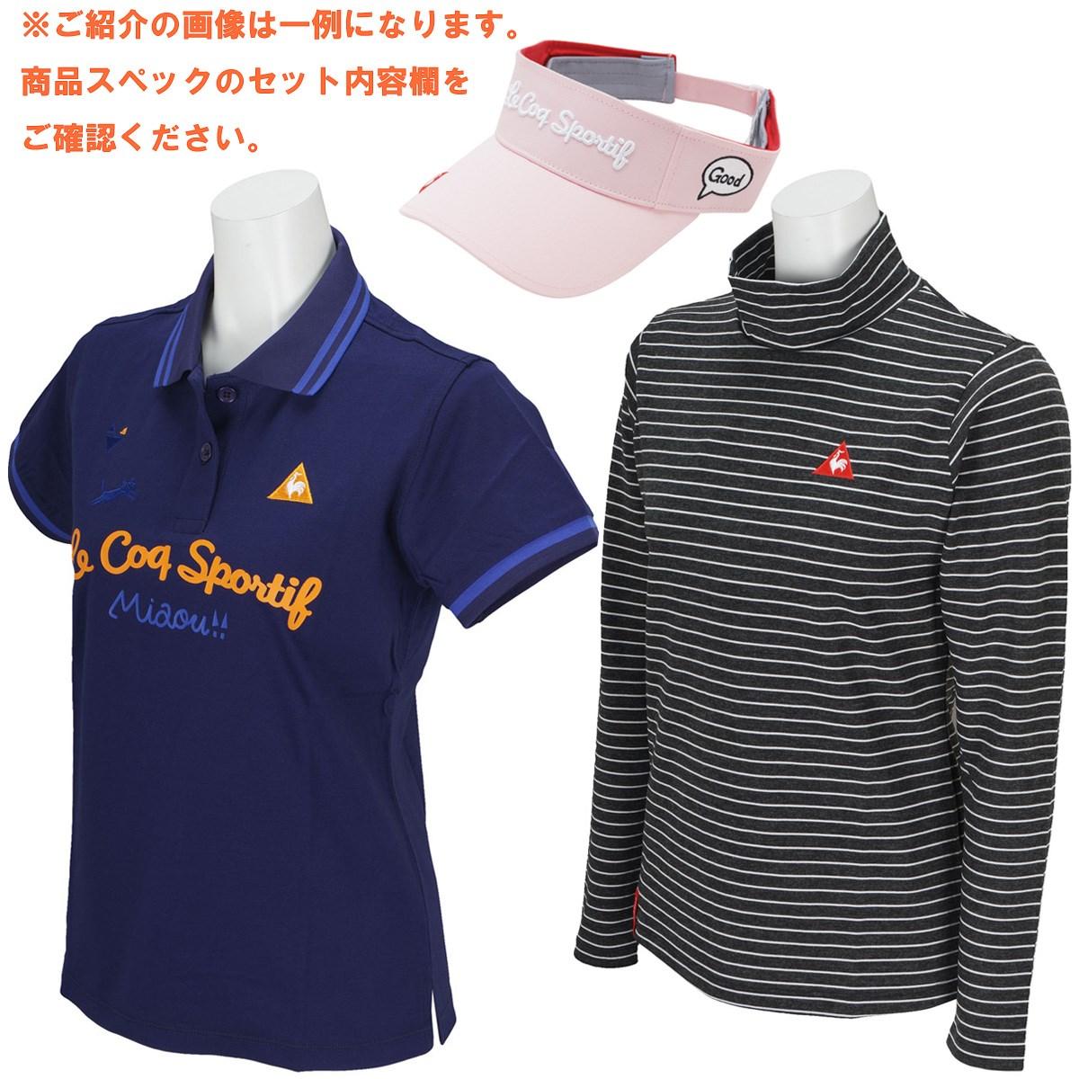 ルコックゴルフ Le coq sportif GOLF 2020年福袋 LL アソート レディス