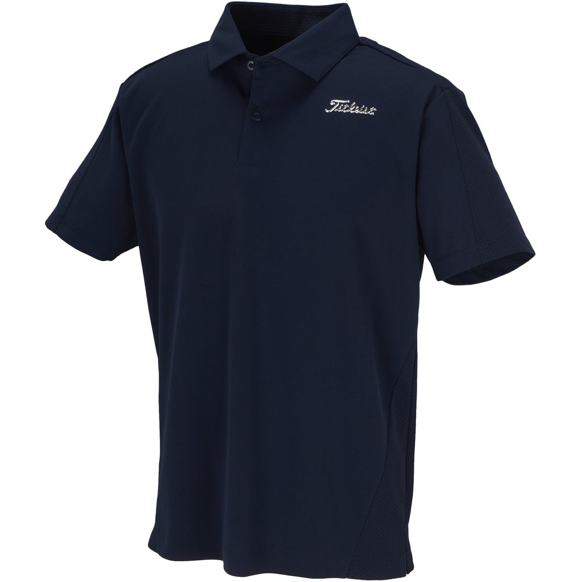 ストレッチ ハイブリッドクーリング半袖ポロシャツ