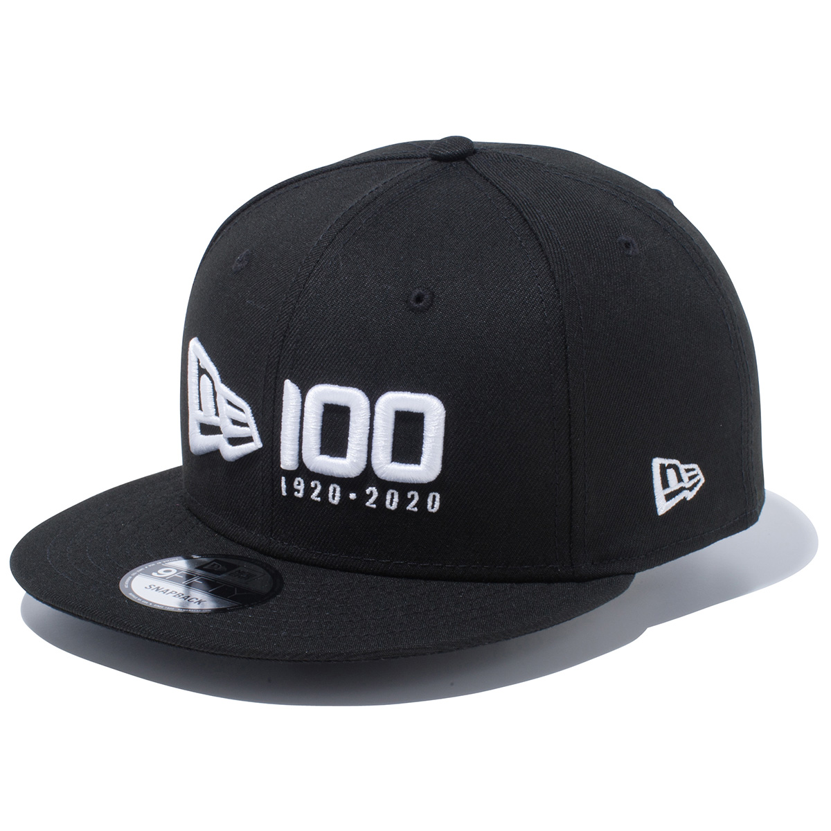 950 NEW ERA 100TH LOGO キャップ