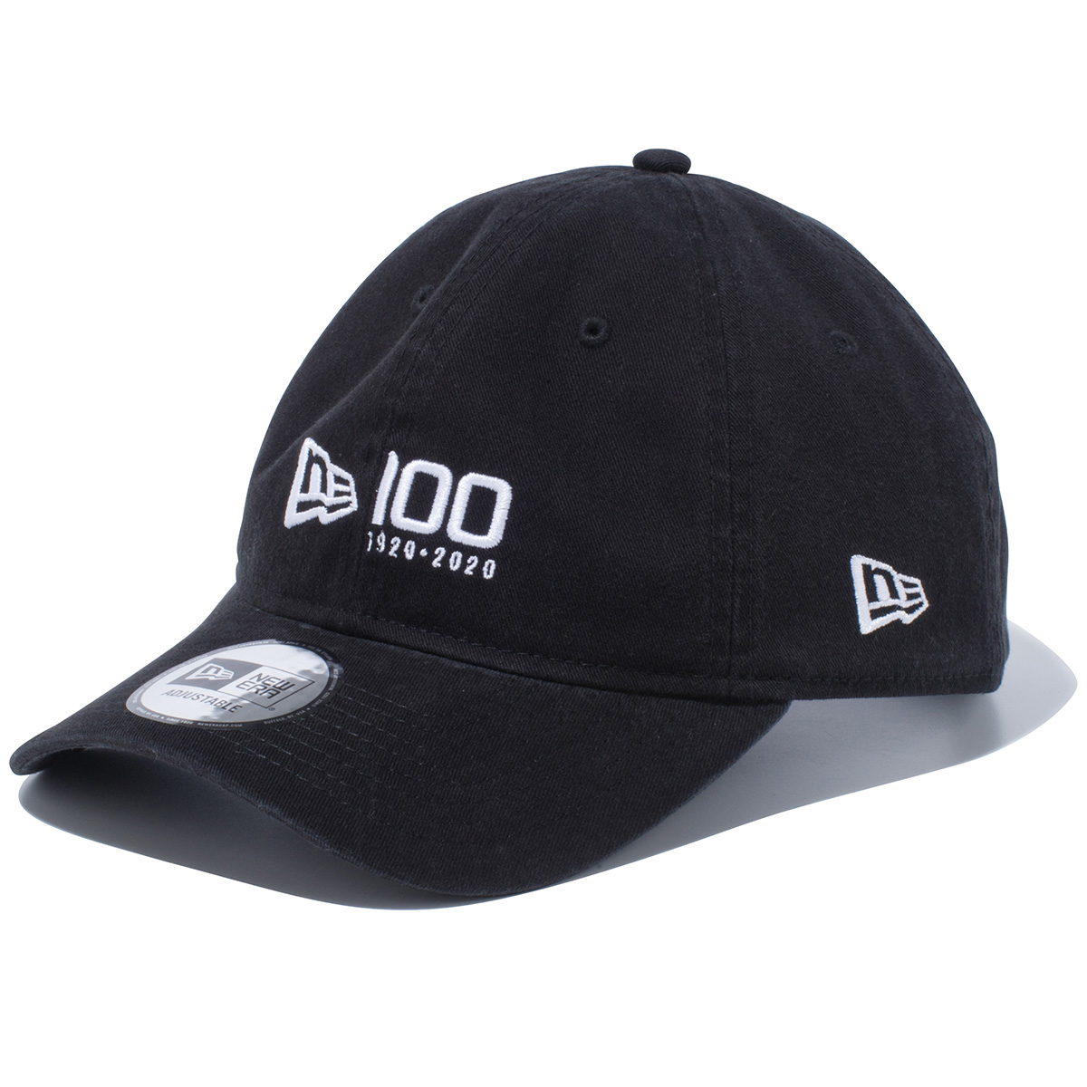 930 NEW ERA 100TH LOGO キャップ