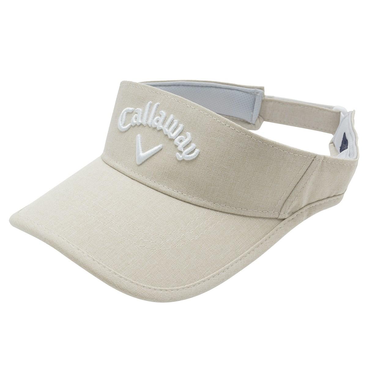 キャロウェイゴルフ(Callaway Golf) シャンブレーサンバイザー