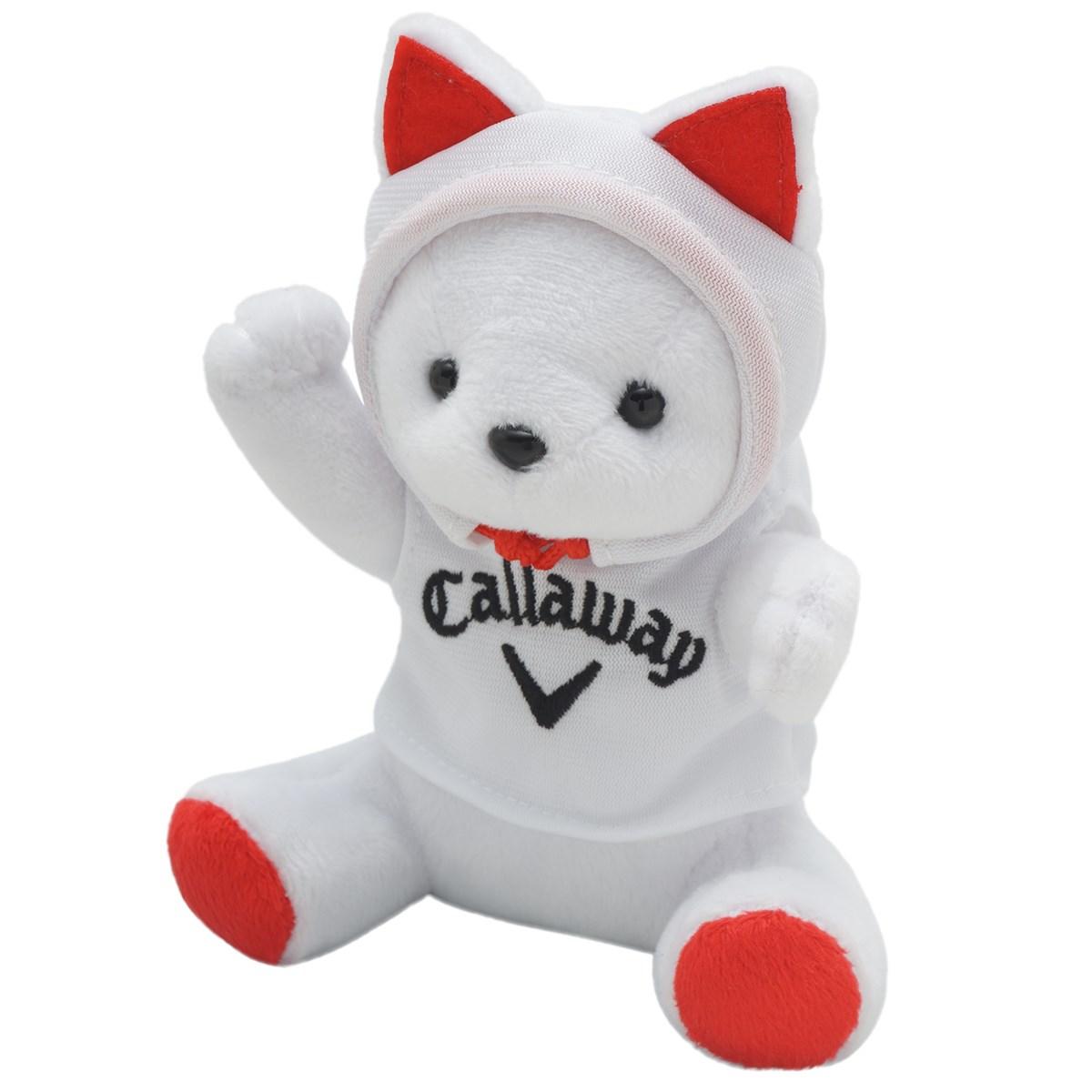 キャロウェイゴルフ(Callaway Golf) MANEKI BEAR ボールポーチ