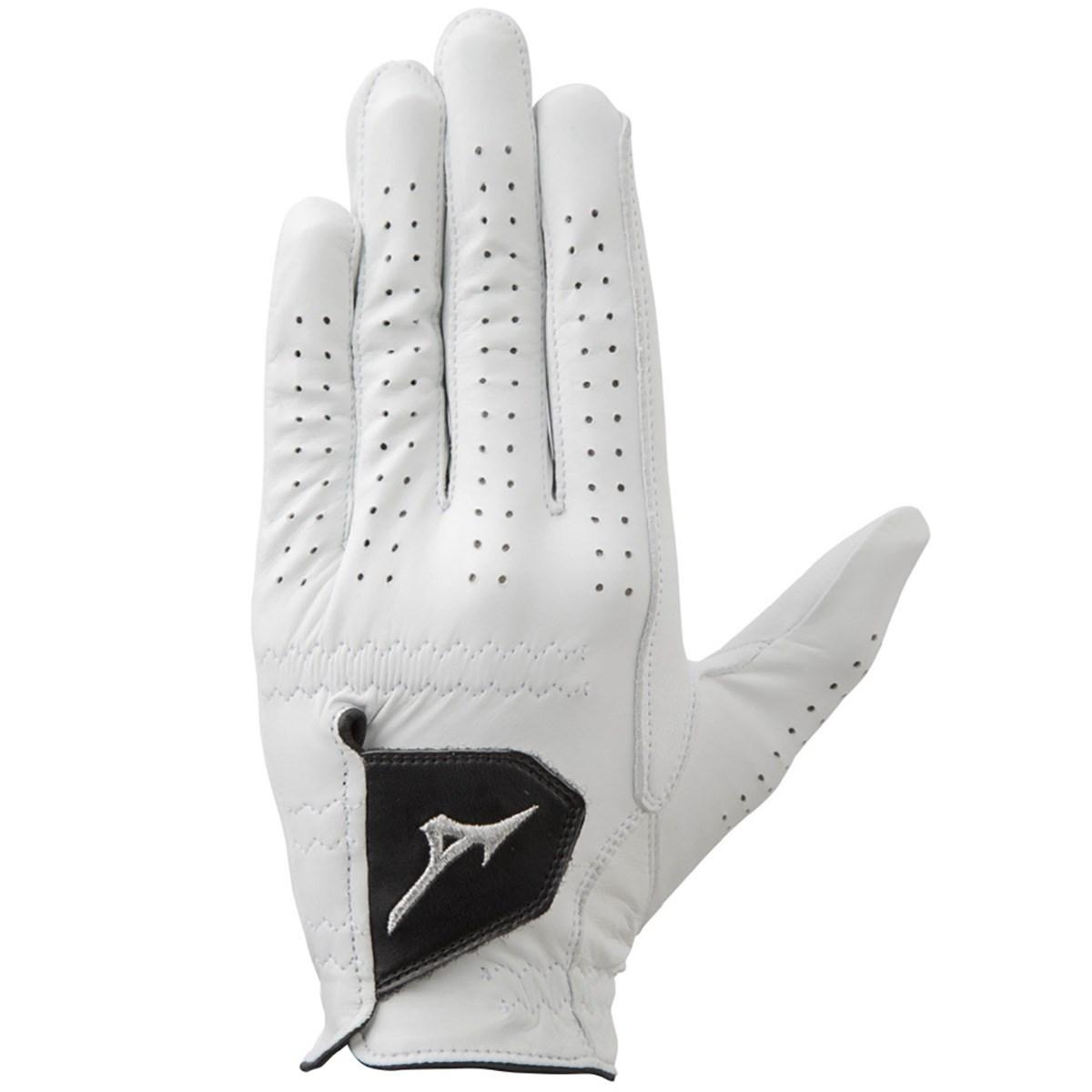 ミズノ MIZUNO 強革0.8 グローブ 23cm 左手着用(右利き用) ホワイト