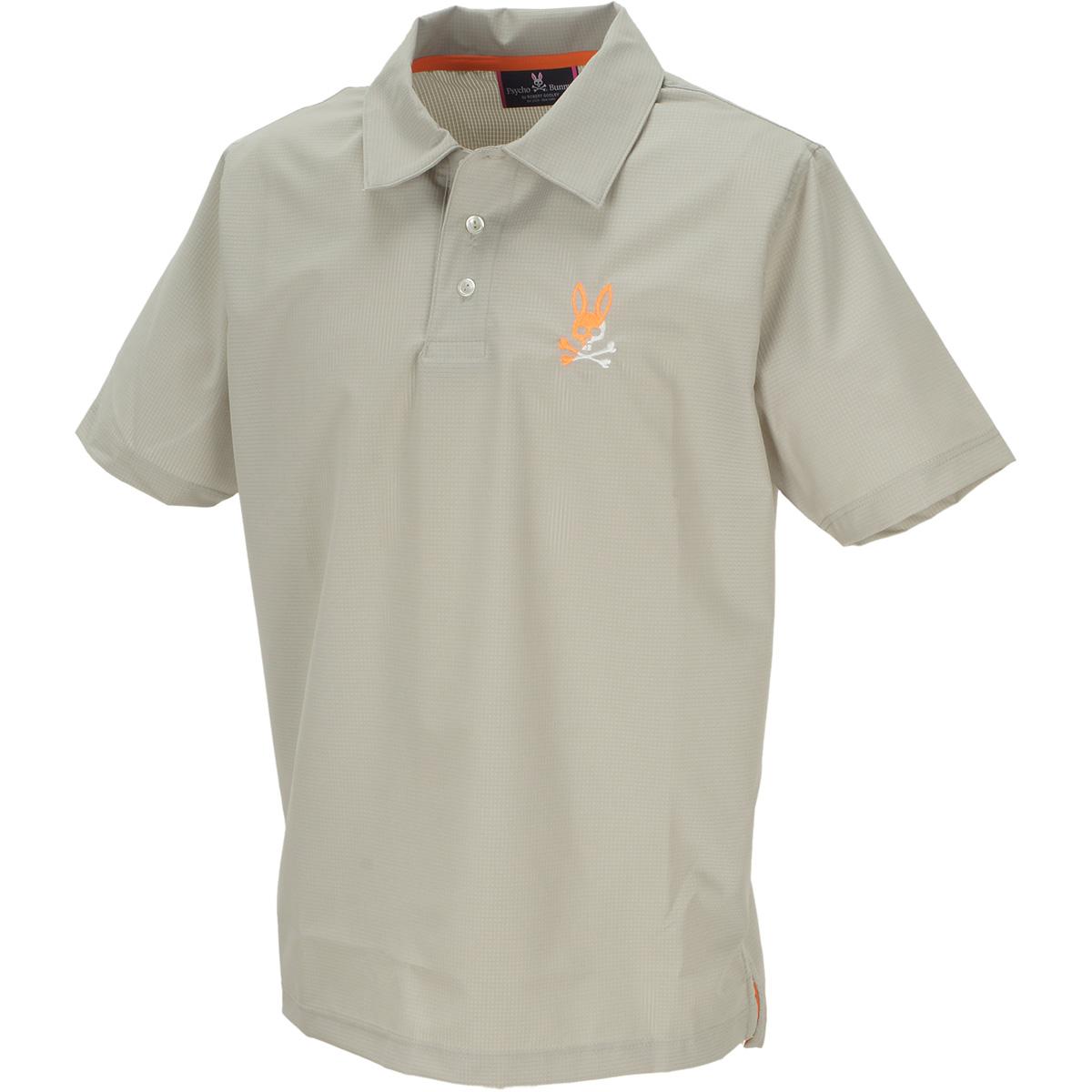COOL DOTS スプリットバニー 半袖ポロシャツ