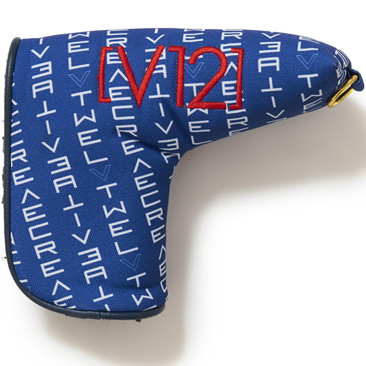 ヴィ・トゥエルヴ V12 GALAXY パターカバー ブルー