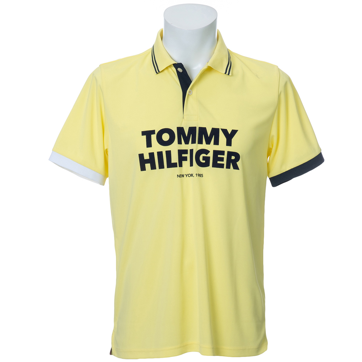 TH ロゴ 半袖ポロシャツ