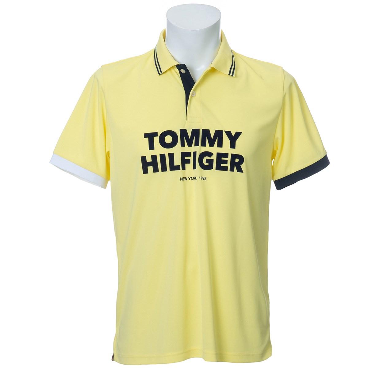 トミーヒルフィガー(Tommy Hilfiger) TH ロゴ 半袖ポロシャツ