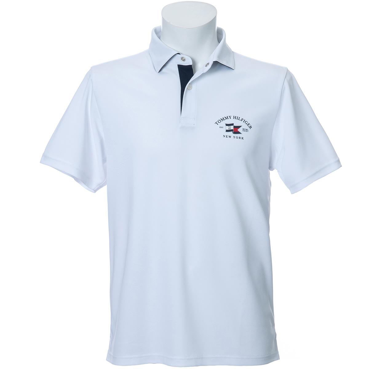 SEASINAL ロゴ 半袖ポロシャツ