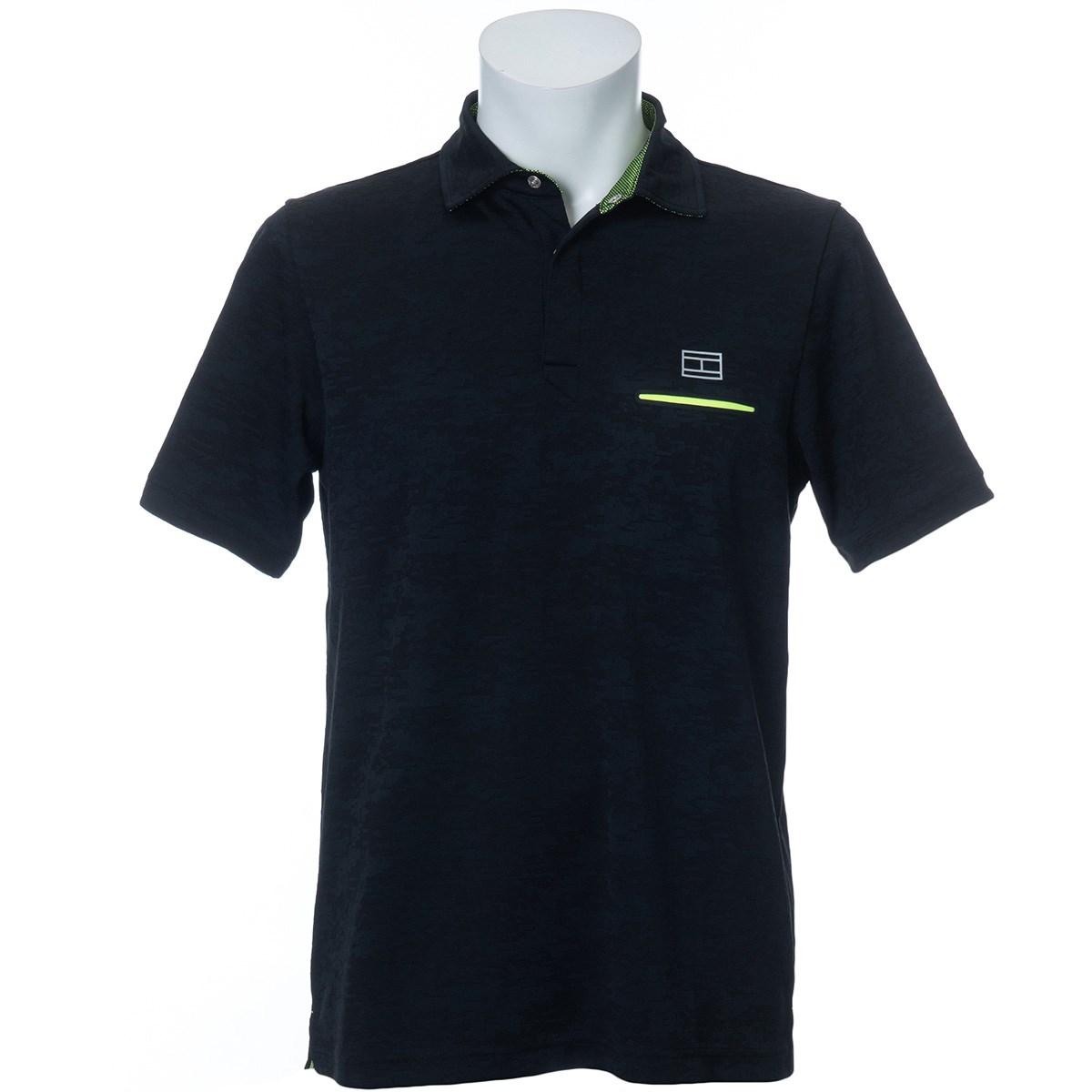 トミーヒルフィガー(Tommy Hilfiger) カモフラージュプリント 半袖ポロシャツ