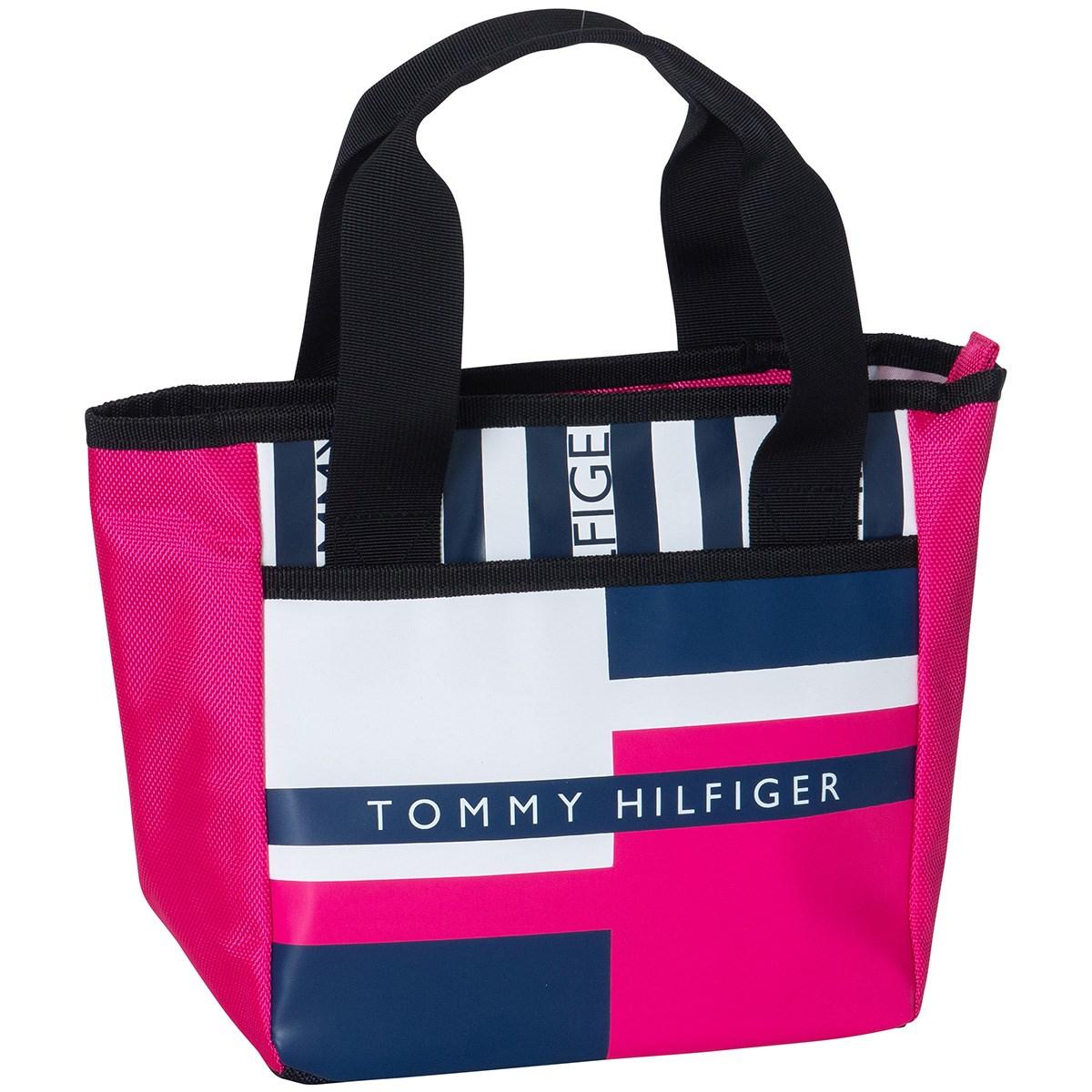 トミーヒルフィガー(Tommy Hilfiger) THE TOMMY ラウンドバッグ