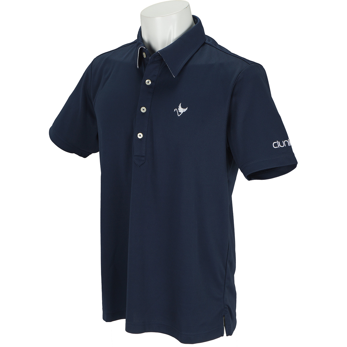 冷感半袖ポロシャツ