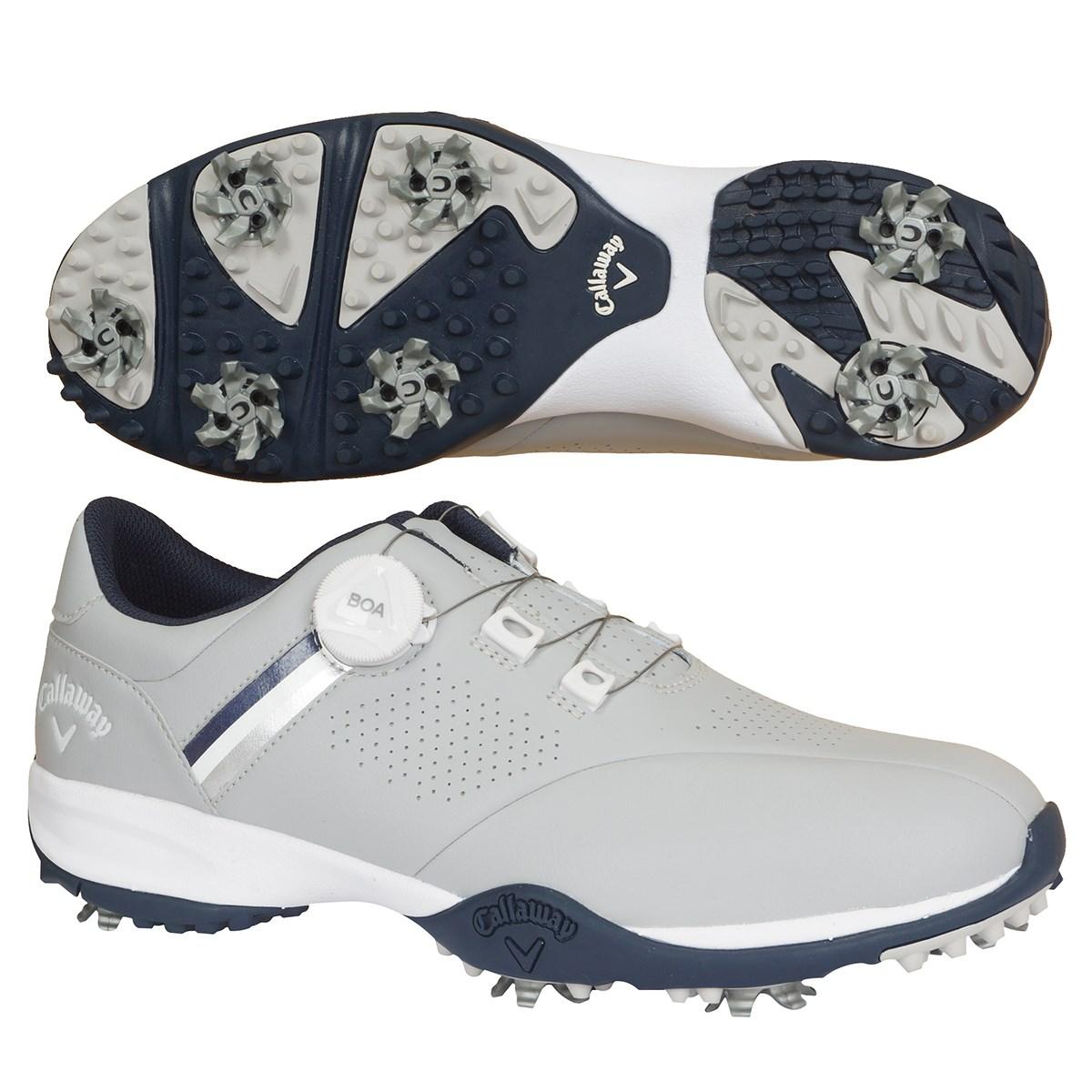 キャロウェイゴルフ Callaway Golf AEROSPORT BOA 20 ゴルフシューズ 24.5cm グレー 020