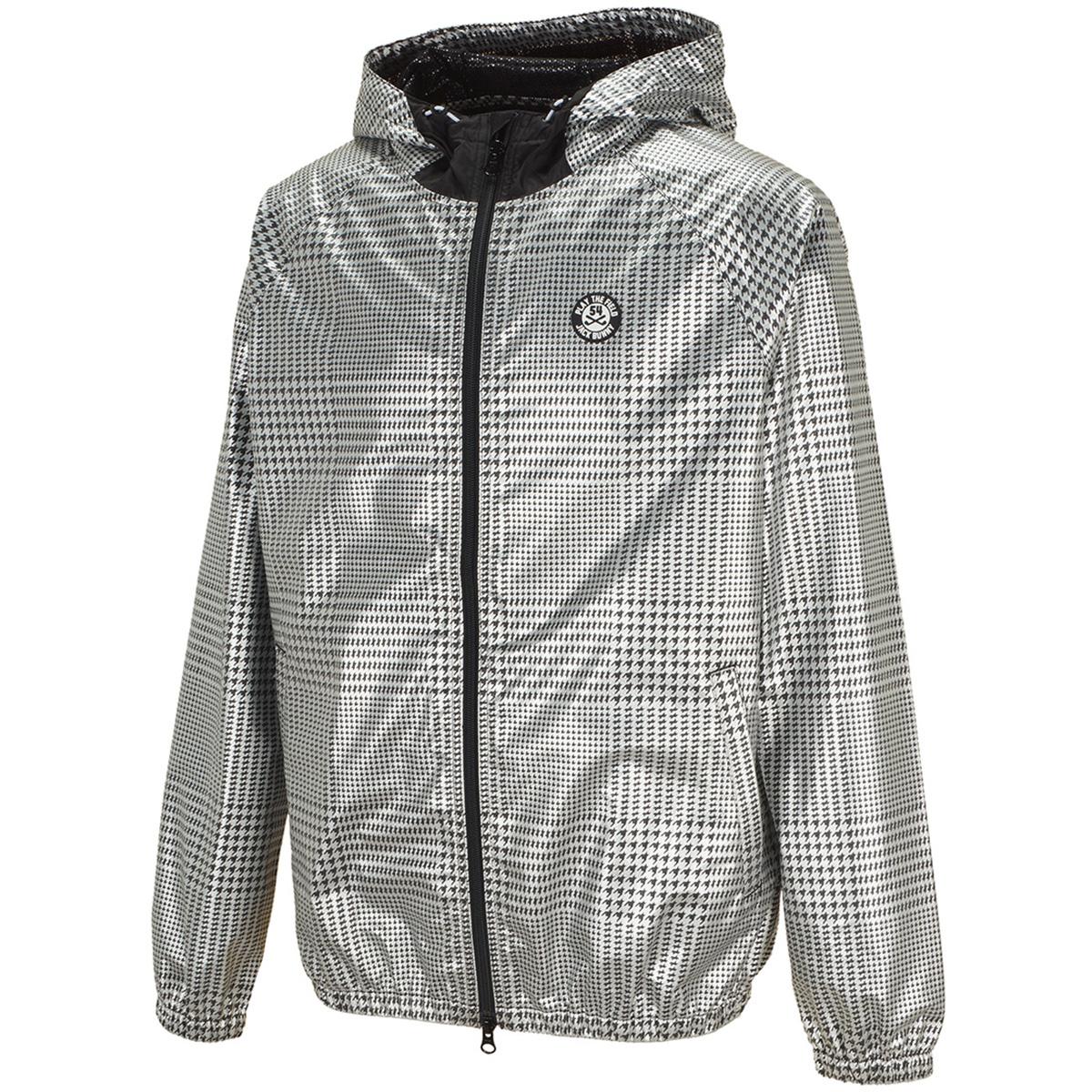 メッシュプリントジャケット