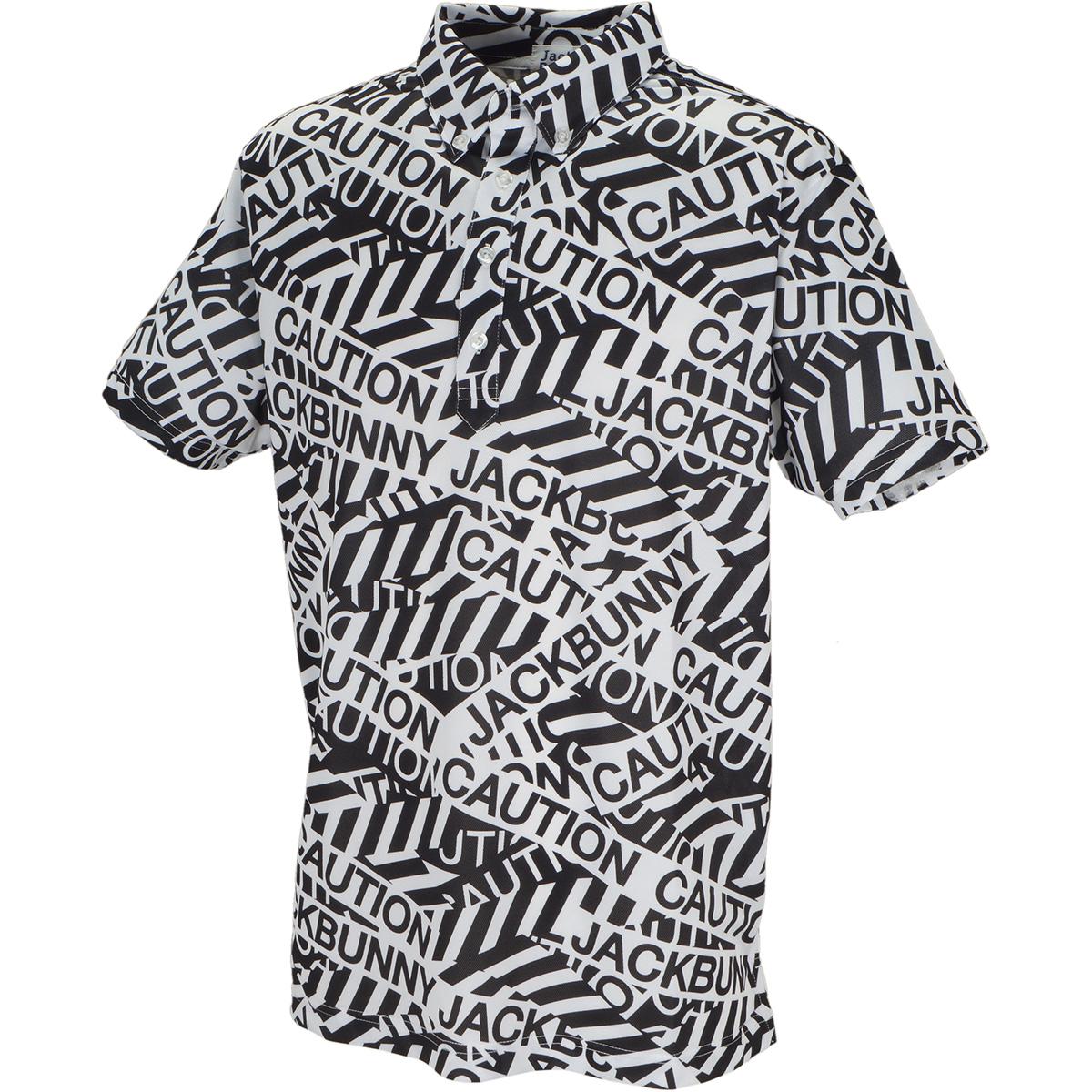 鹿の子半袖ポロシャツ