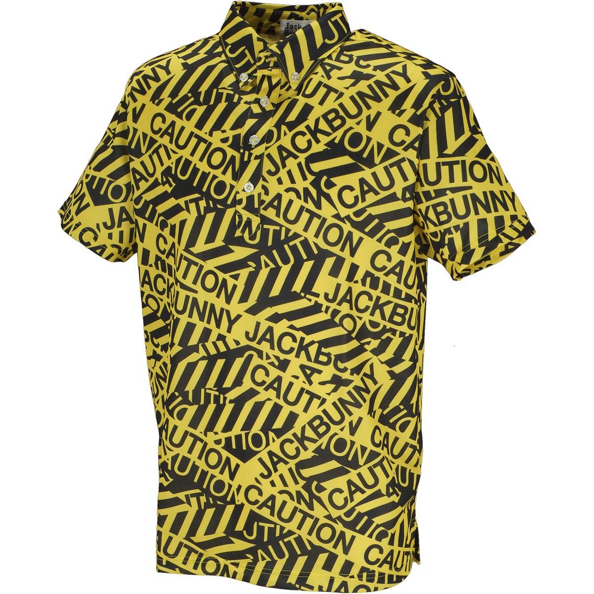 ジャックバニー バイ パーリーゲイツ 鹿の子半袖ポロシャツ