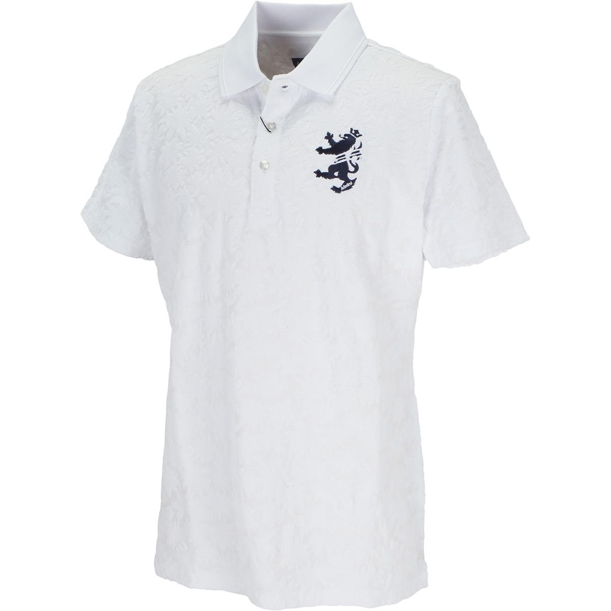 ツリーパイル 半袖ポロシャツ