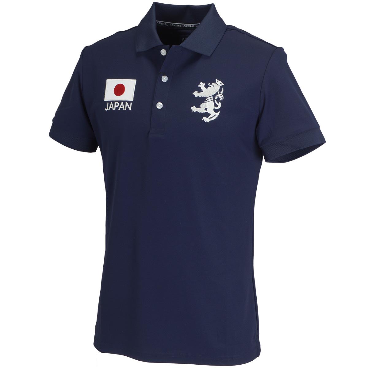 JAPAN 半袖ポロシャツ