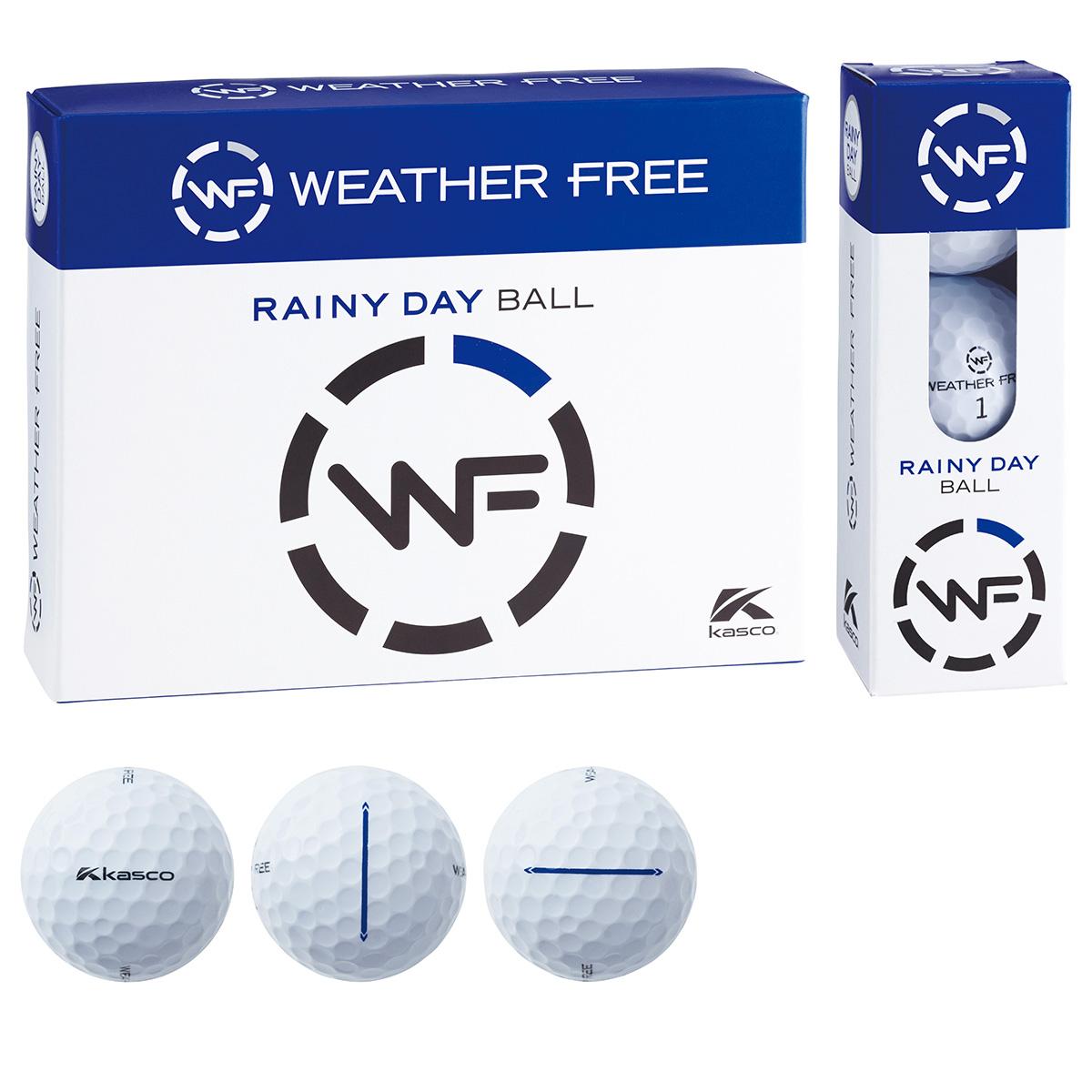 WEATHER FREE(RAIN) 雨対策ボール