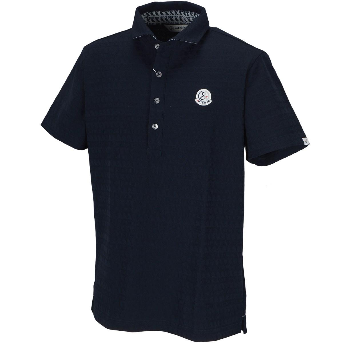 アンパスィ 半袖ポロシャツ