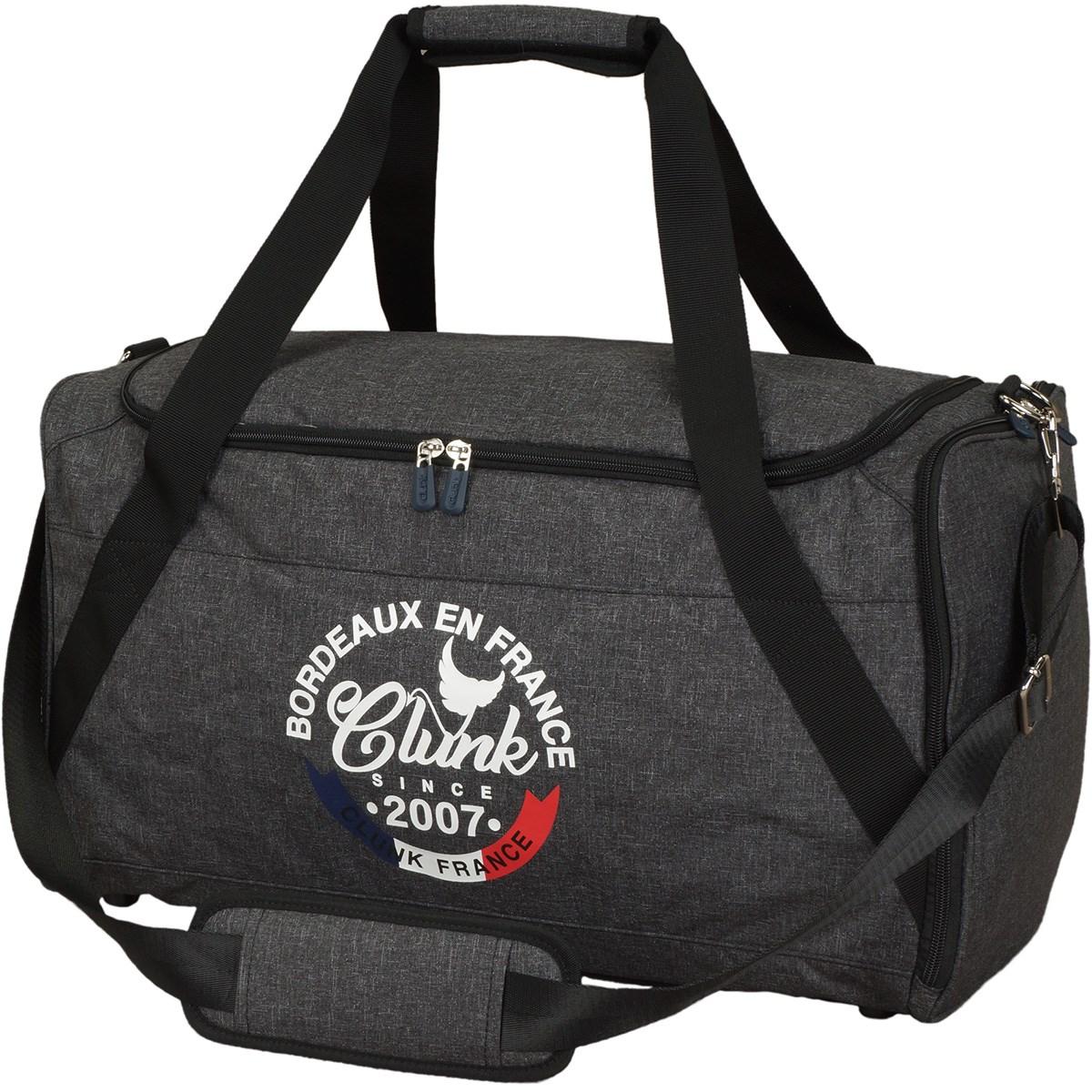 クランク(Clunk) 横型ボストンバッグ