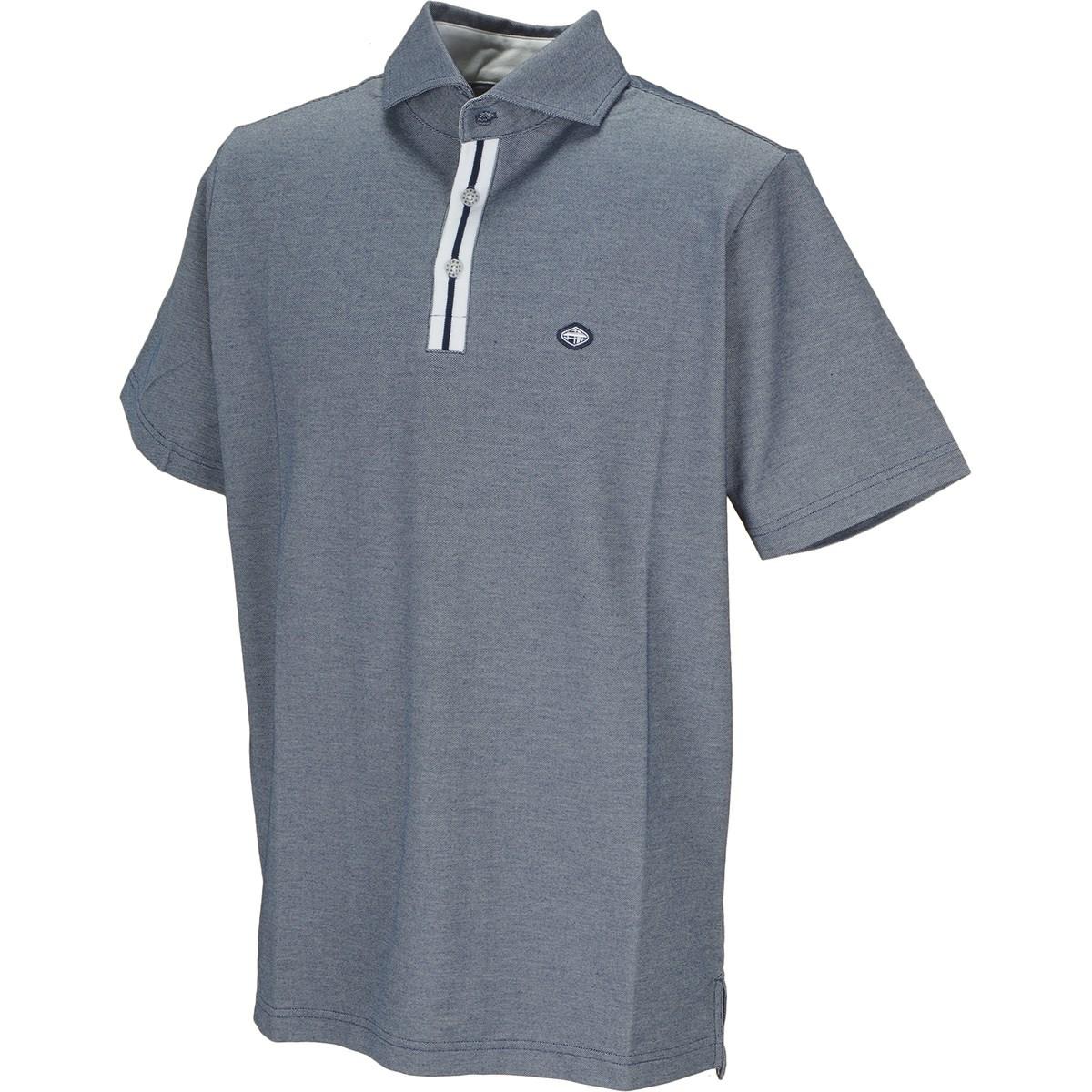 フィドラ ワイドカラー 半袖ポロシャツ