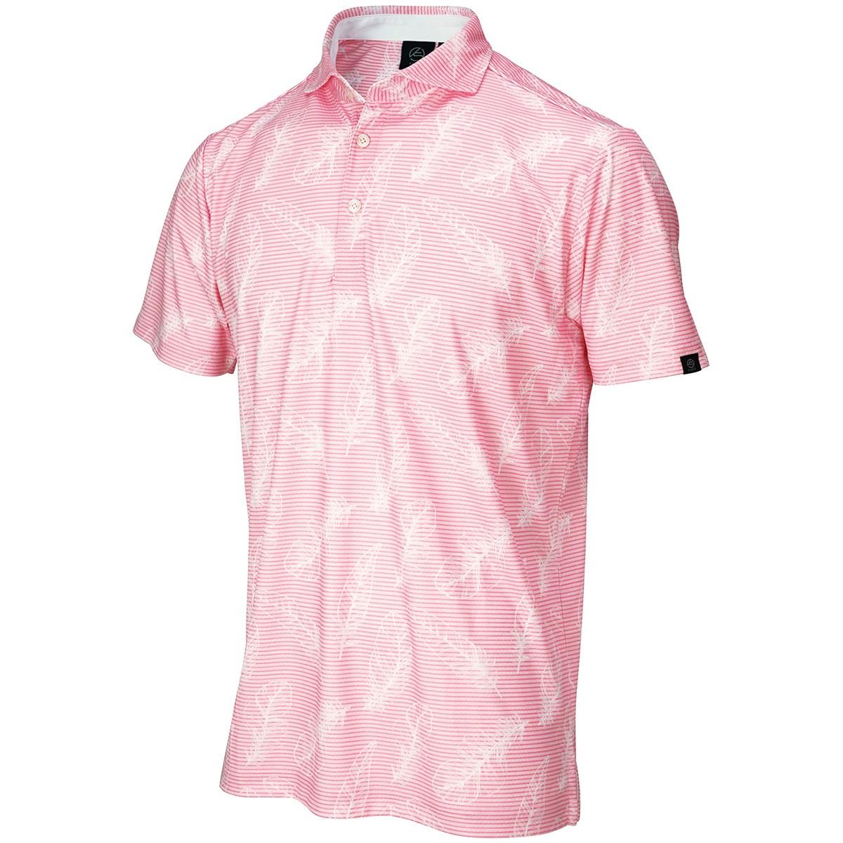 キャスコ(KASCO) フェザー 半袖ポロシャツ