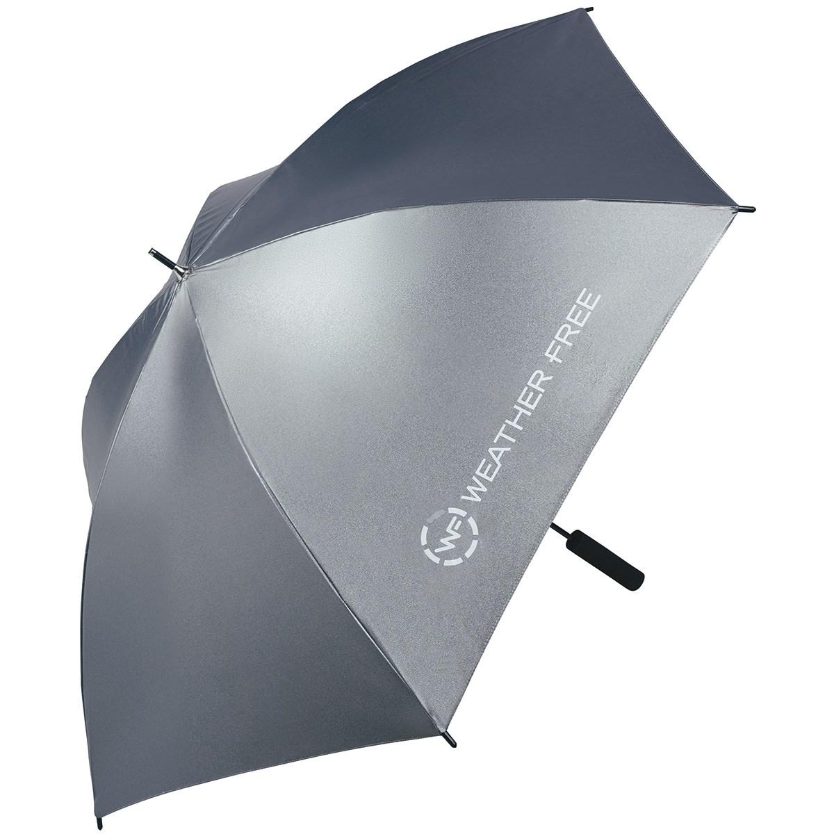 キャスコ KASCO 晴雨兼用軽量傘 シルバー