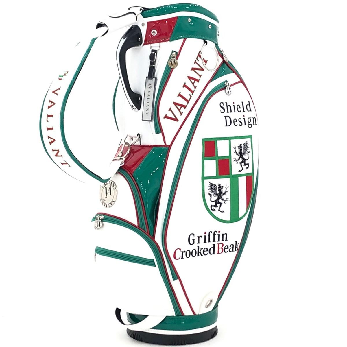 シェリフ VALIANT シールドコレクション キャディバッグ イタリアカラー